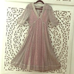 TOPSHOP Midi Dress 6